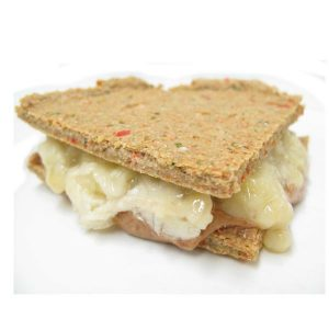 Raw Zucchini Buckwheat Bread recipe