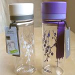 Green Smoothie Bottle Pair
