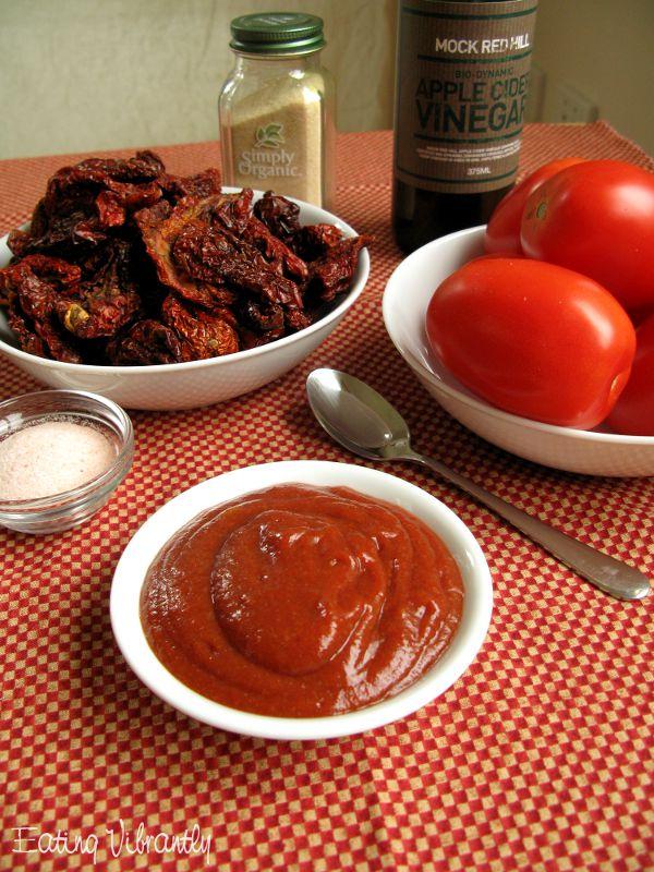 Raw tomato sauce setback