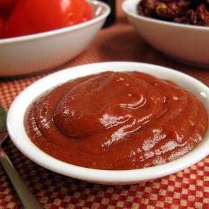 Raw tomato sauce (square)