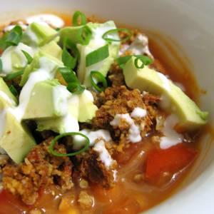 Raw tomato chili (square)