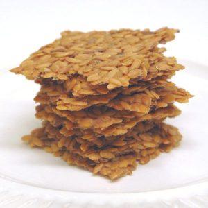 Raw Flax Crackers recipe