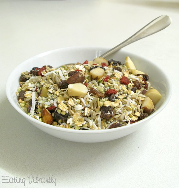 how to make muesli recipe