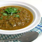 Lentil vegetable stew