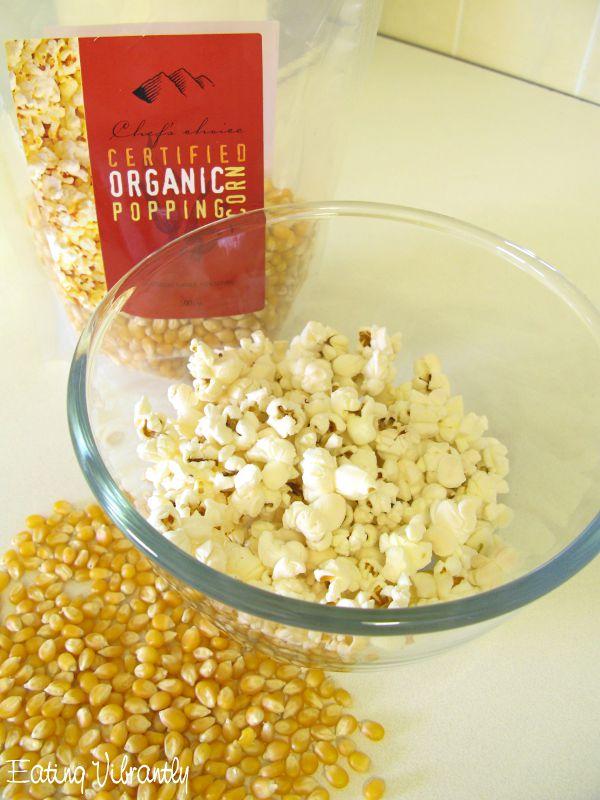 Oil Free Popcorn