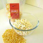 Healthy Oil Free Popcorn