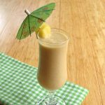 Raw pina colada smoothie recipe