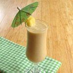 Raw pina colada smoothie recipe