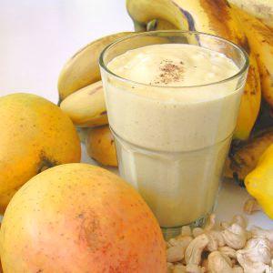Raw Mango Lassi recipe