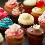 Stop your sugar cravings - Selection of cupcakes