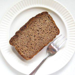 Wholefood Vegan Banana Bread recipe