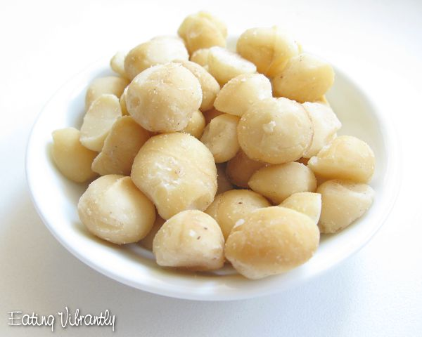 Macadamia Mayonnaise Raw Macadamias