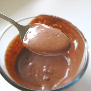 Black Bean Chocolate Pudding recipe