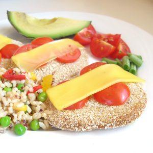 Vegan Chicken Schnitzels recipe