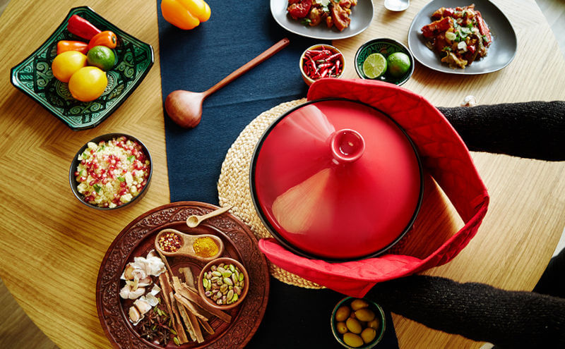 How to Use a Moroccan Tagine