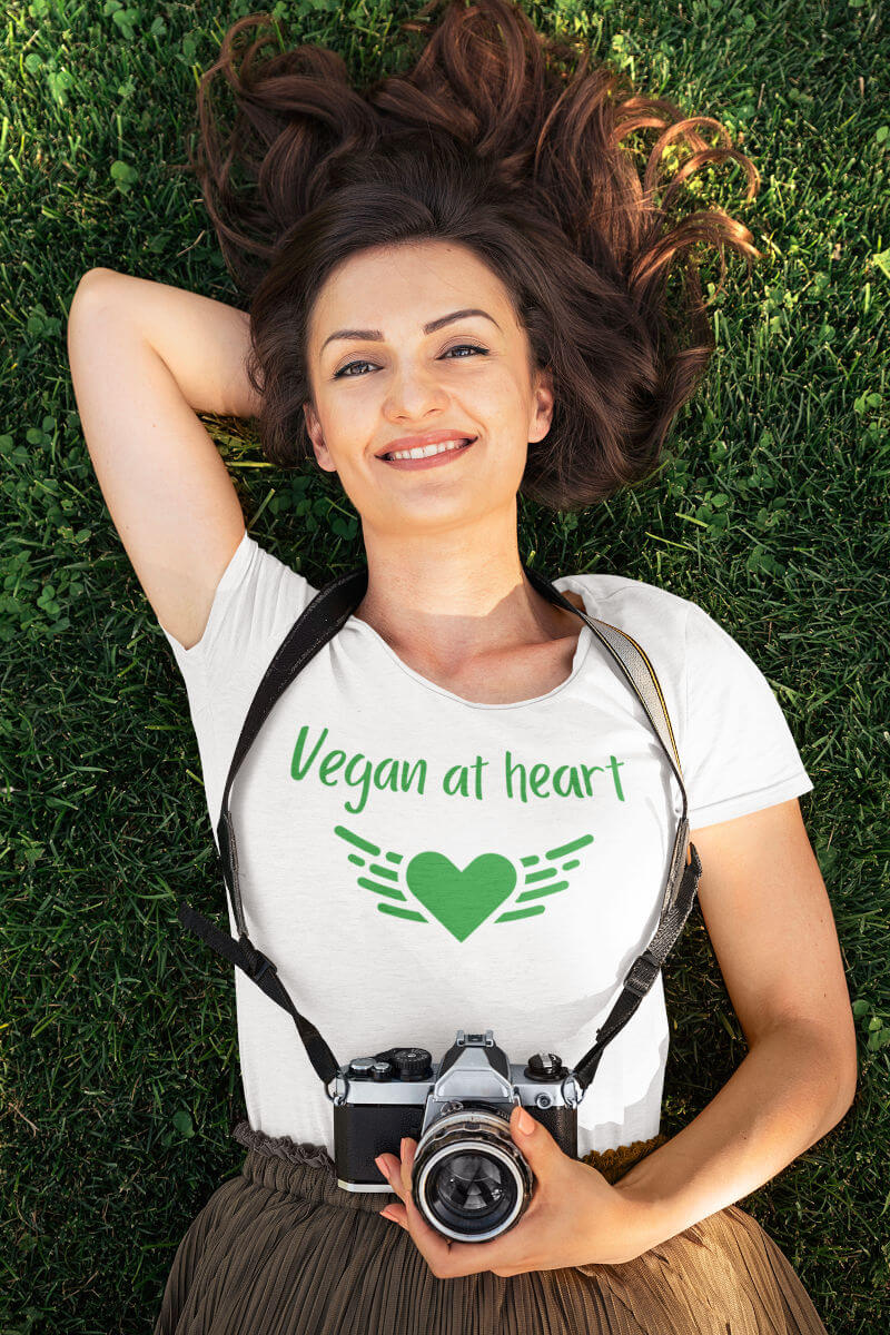 Vegan at Heart T-Shirt