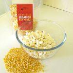 Oil Free Popcorn recipe