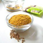 Homemade mild curry powder recipe